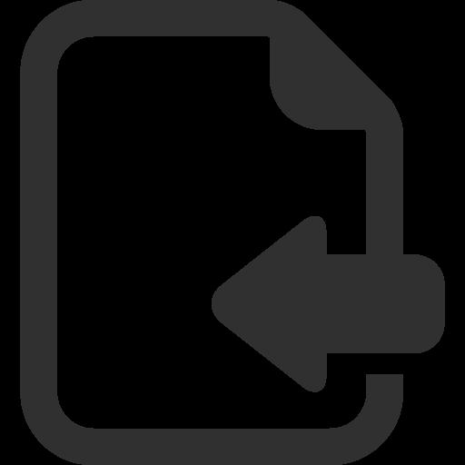 Import / Export Icon